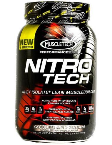 MuscleTech NitroTech 907 g