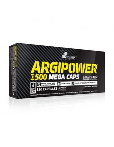 Olimp Nutrition Argi Power 120 kapszula