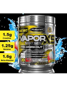 MuscleTech Vapor Next Gen X5 228 g