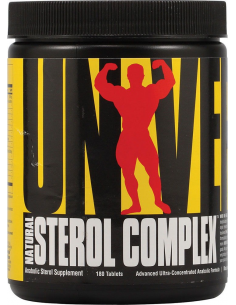 Universal Nutrition Natural Sterol Complex 180 Tablets