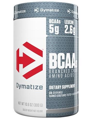 Dymatize BCAAs 2:1:1 Formula NEW 300 g unflavoured