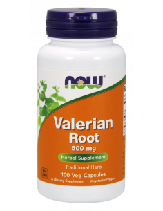 NOW Valerian Root 500 mg...