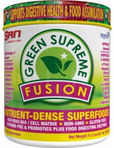 SAN Green Supreme 316.5g
