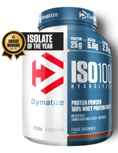 Dymatize NEW Iso 100 2200 g