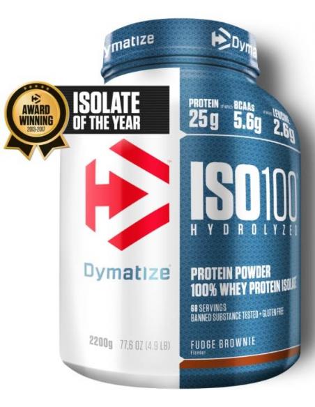 Dymatize NEW Iso 100 2200 g Dymatize ISO 100