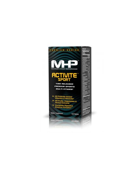 MHP Activite Sport 120 tabl.