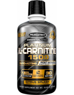 MuscleTech Platinum 100% L-Carnitne 1500 473 ml