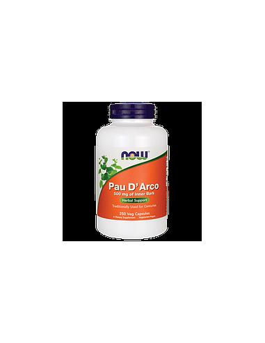 NOW Pau D'Arco 500 mg 250 vegan kapszula