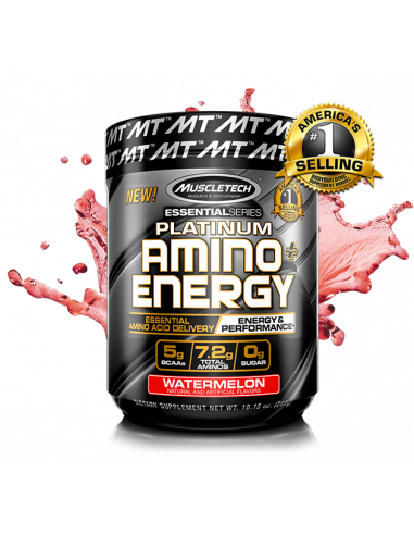 MuscleTech Platinum Amino + Energy 295 g