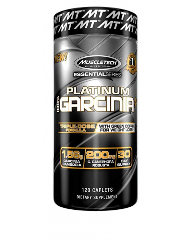 MuscleTech Platinum 100% Garcinia