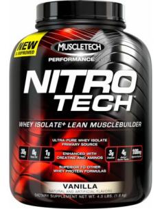 MuscleTech NitroTech 1800 g