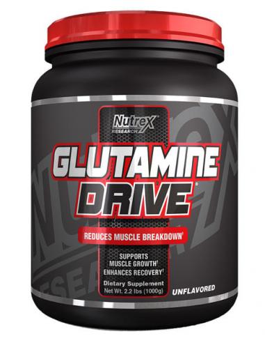 Nutrex Glutamin Drive Black 1000 g