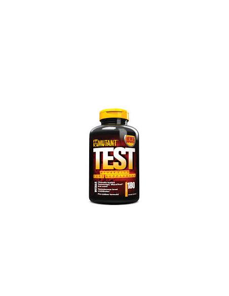 Mutant Test 180 caps. 2017/8