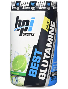 BPI Sports Best Glutamine 400 g 50 adag