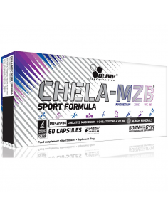 Olimp Nutrition Chela MZB Sport Formula 60 kapszula