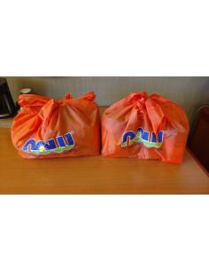 NOW Shopping Bag orange
