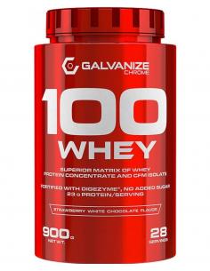 Galvanize Nutrition Chrome 100 Whey 900g