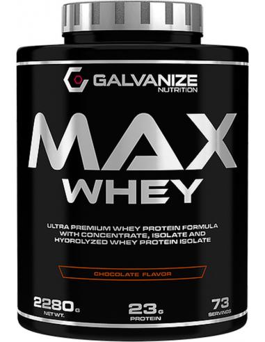 Galvanize Nutrition Max Whey 2280g