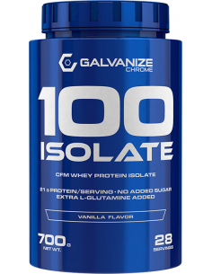Galvanize Nutrition Chrome 100 Isolate 700g