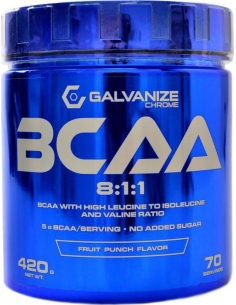 Galvanize Nutrition Chrome BCAA 420g