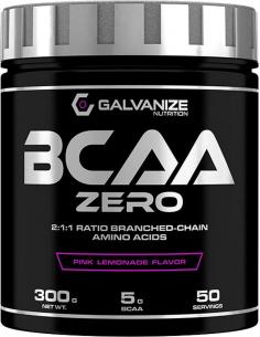 Galvanize Nutrition BCAA Zero 300 g