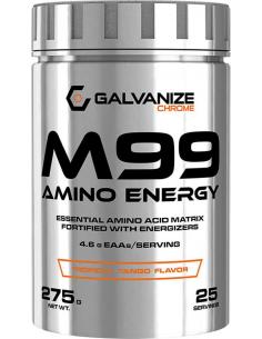Galvanize Nutrition Chrome M99 Amino Energy 275 g