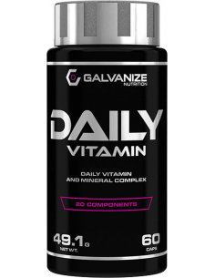 Galvanize Nutrition Daily Vitamin