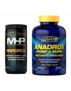 MHP Anadrox Pump & Burn 224 kapszula