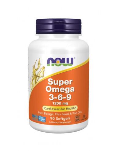 Omega-3-6-9 1200mg