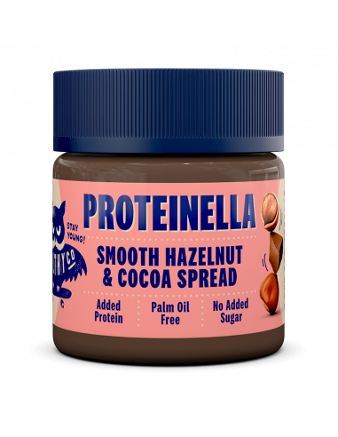 HealthyCo Proteinella hazelnut and cocoa