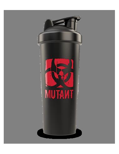 Mutant Deluxe Shaker 1000ml black-red