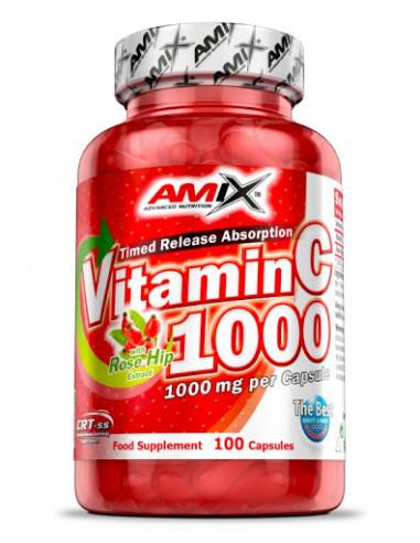 Amix Vitamin C 1000 100