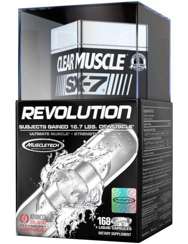 MuscleTech Sx-7 Revoluton Clear Muscle