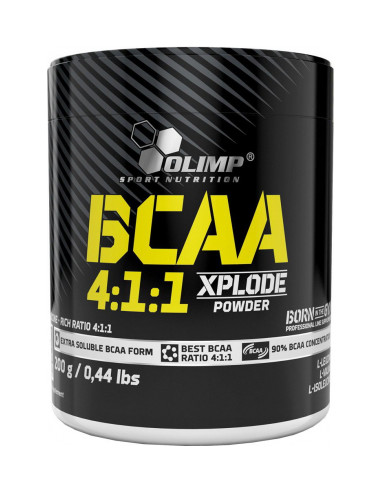 Olimp Nutrition BCAA Xplode powder 200g