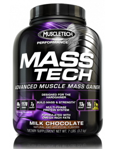 Muscle Tech Mass Tech 3200g chocolate