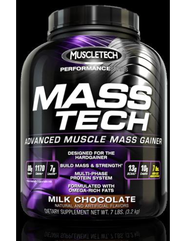 Muscle Tech Mass Tech 3200g chocolate