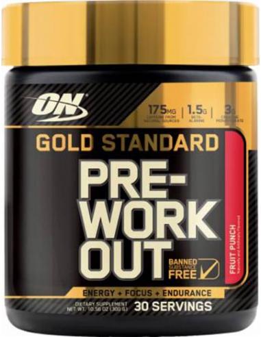 Optimum Nutrition Gold Standard Pre - Workout 330g