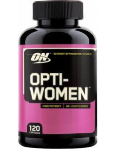 Optimum Nutrition Opti Women 120 tabl.