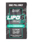Nutrex Lipo 6 Black Hers Ultra Concentrate 60 fekete-kapszula