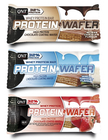 QNT Protein Waffer 35g