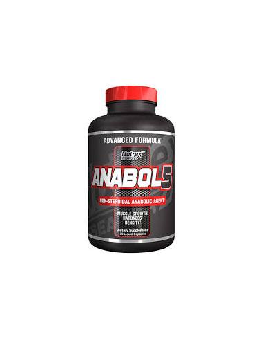 Nutrex Anabol 5 Black 120 kapszula