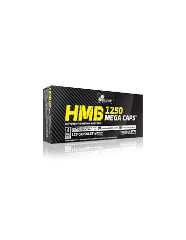 Olimp Nutrition HMB Mega Caps 1250 120 kapszula