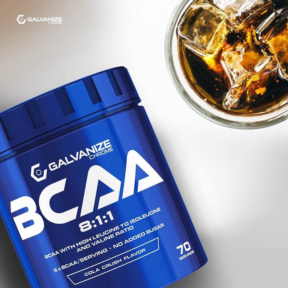 Galvanize Nutrition Chrome BCAA