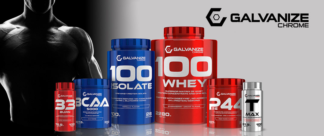 Galvanize Nutrition Chrome 100 Isolate