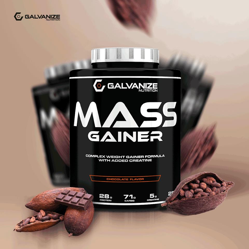 Galvanize Nutrition Mass Gainer