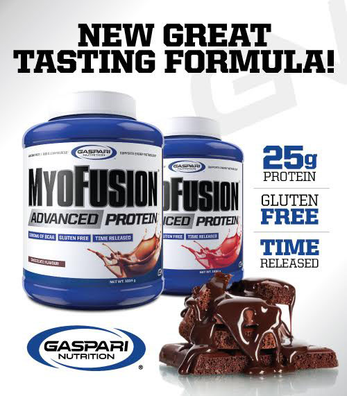Gaspari Nutrition Myofusion Advanced Protein