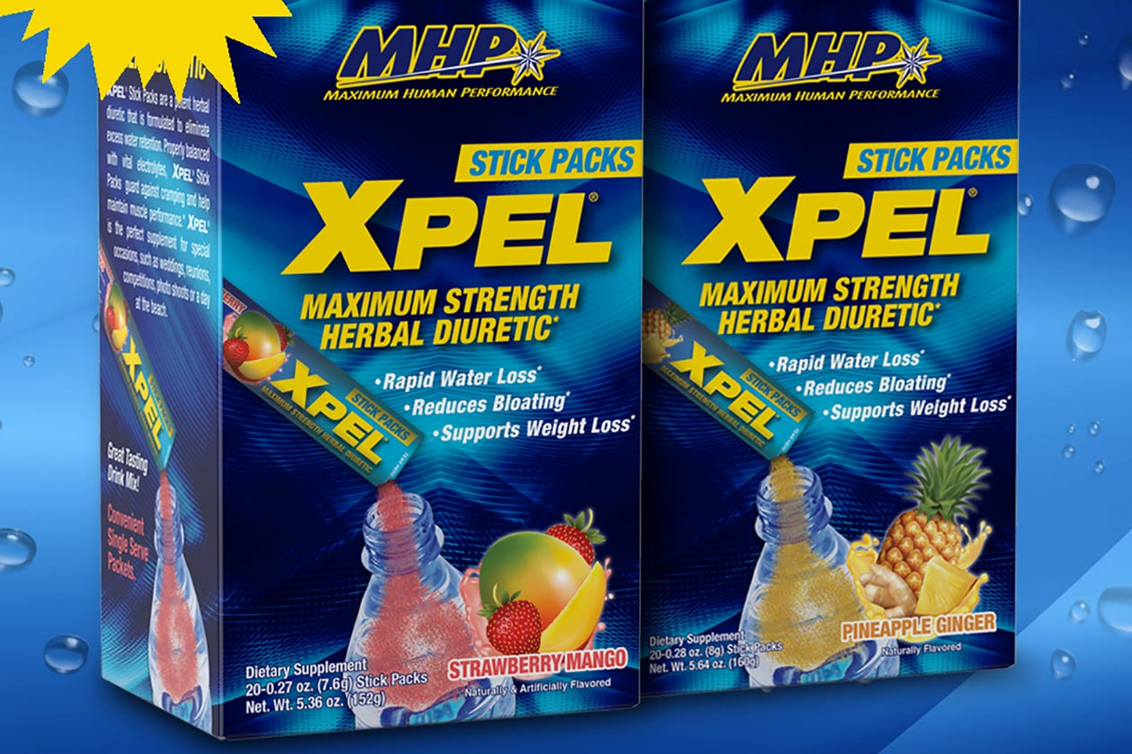 MHP XPel Stick
