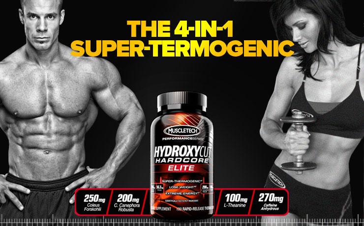 MuscleTech Hydroxycut Hardcore Elit