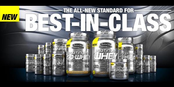 MuscleTech Platinum 100% Beef Protein