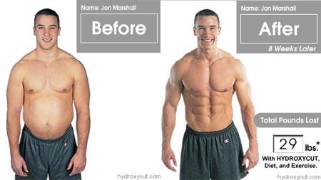 MuscleTech Hydroxycut Pro Clinical Lose Weight